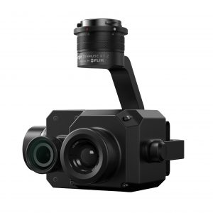DJI Zenmuse XT2 thermal camera