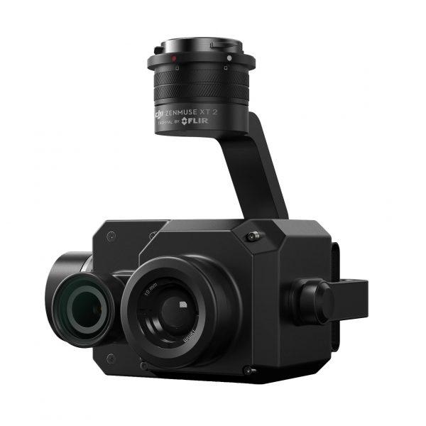DJI Zenmuse XT2 thermal camera
